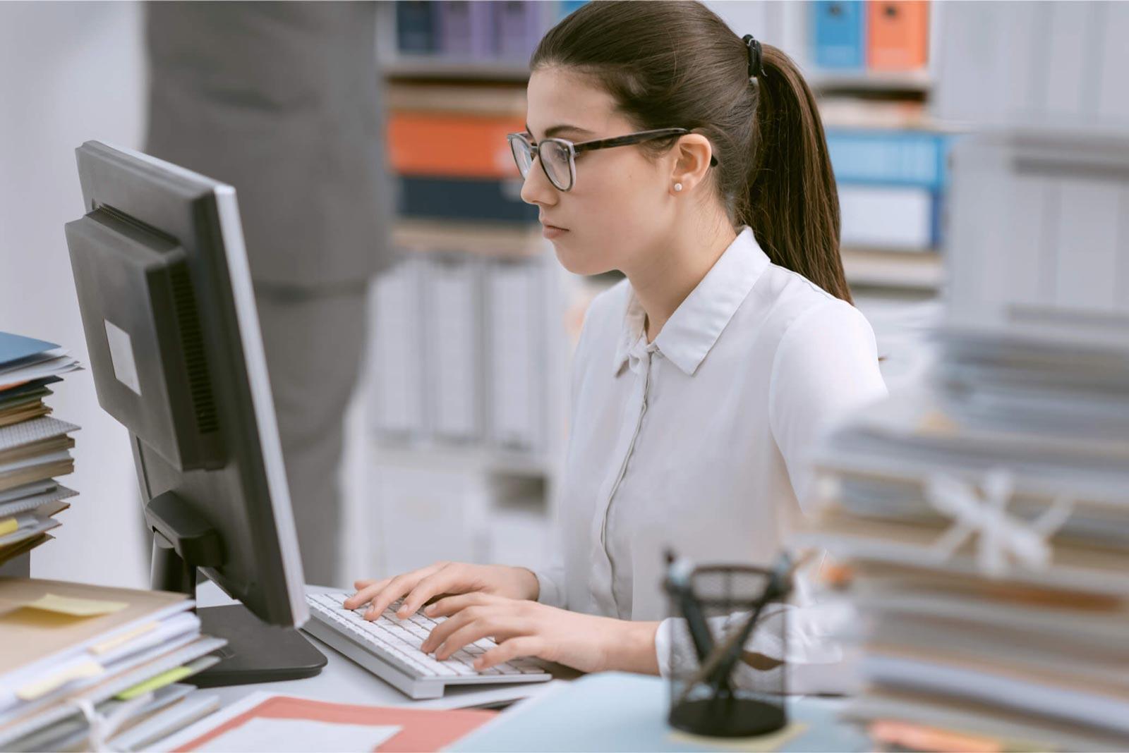 Key Skills of A Data Entry Clerk
