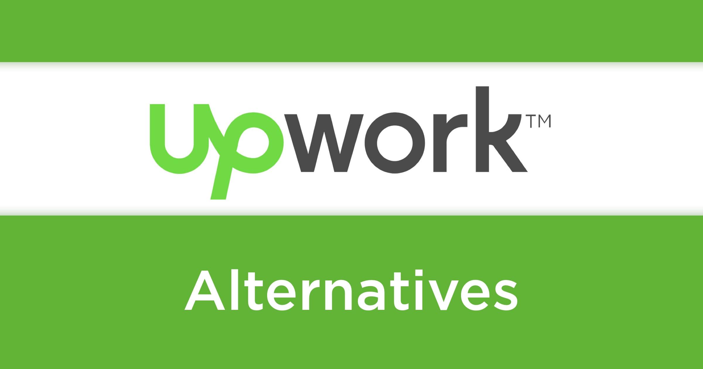 The Best Alternative To Upwork Data Entry
