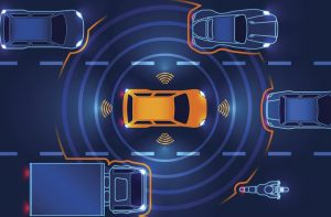 How to do content categorization for self-driving cars?
